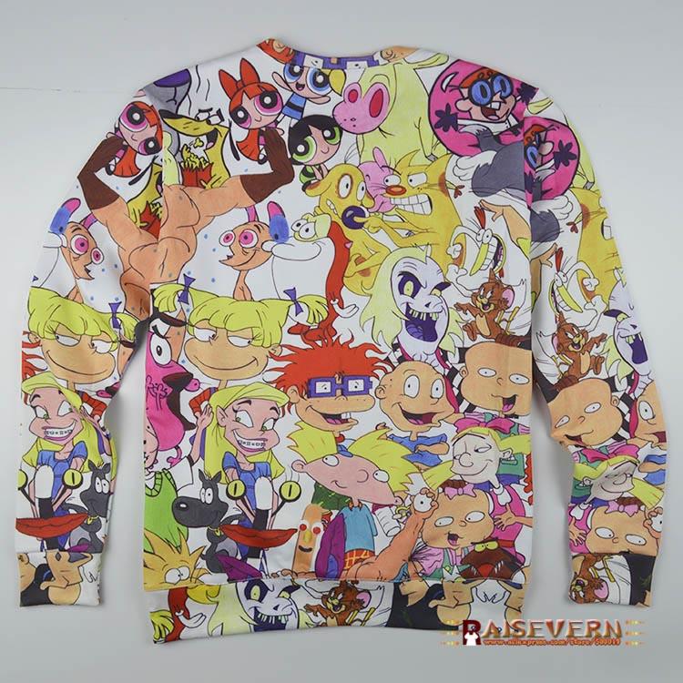Cartoon Sweaters