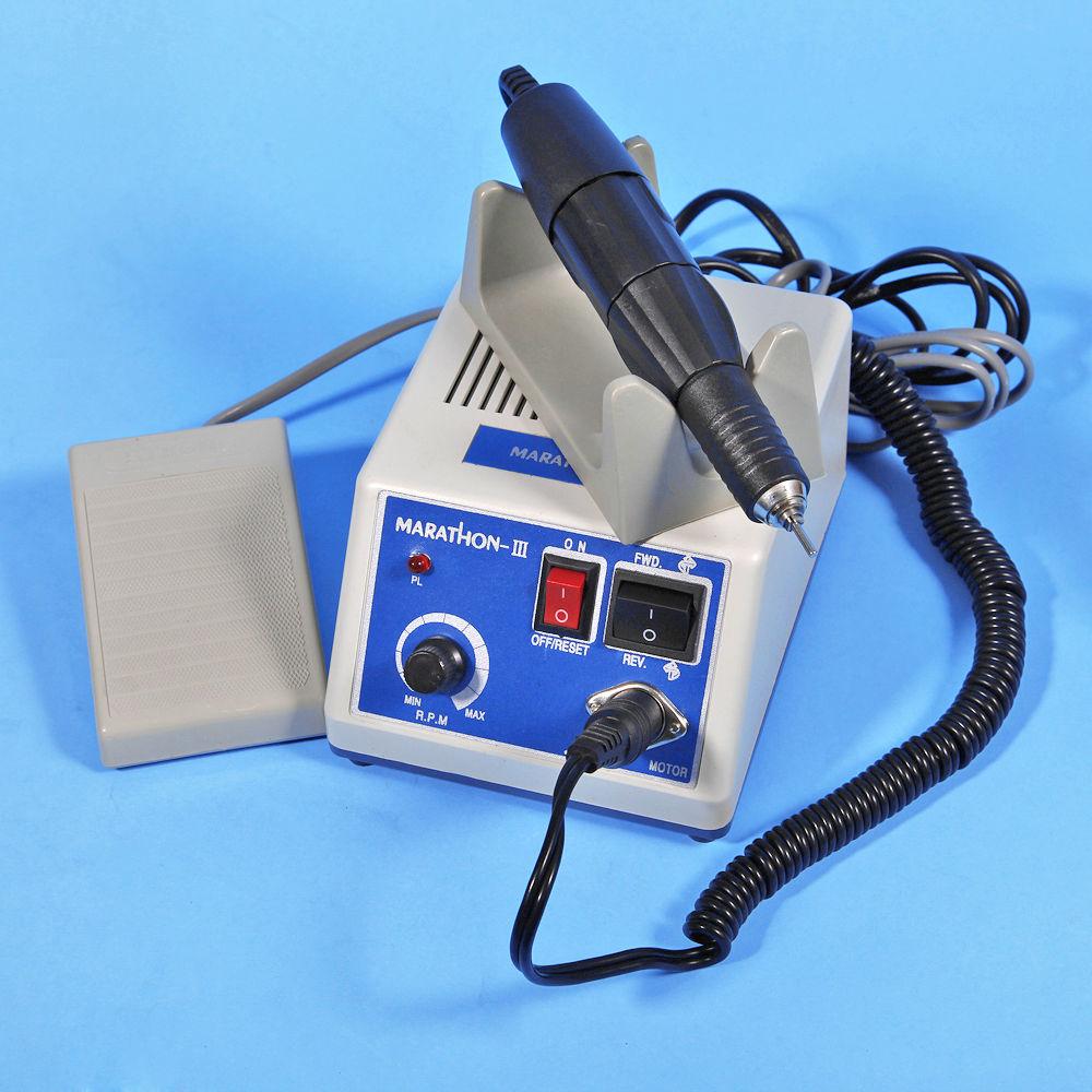 Marathon Dental Lab Electric Polishing Micromotor N3 + 35K RPM Motor Handpiece(China (Mainland))
