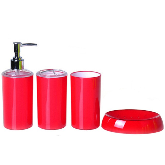 Black bath sets promotion shop for promotional black bath for Bathroom accessories sets on sale