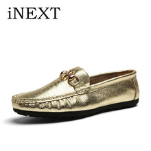 Casual Men's Gold Dress Shoes Loafer 2015 New Fashion Men Sneakers Leather Mens Loafers Driving Shoes Social Sapatos Masculinos(China (Mainland))
