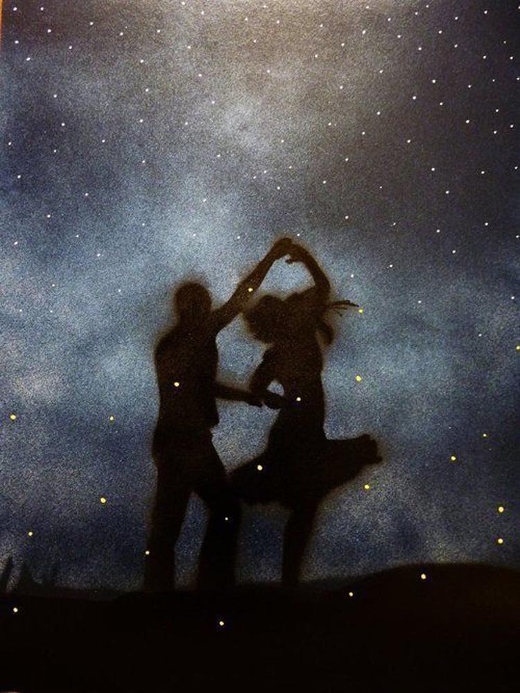 Танцуют все сон
