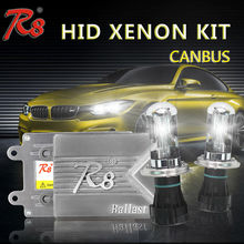 Buy R8 Factory 55W Canbus Car HID Xenon Kits H4 H13 9004 9007 Hi/Lo Beam Xenon Bulbs 6000K Relay Harness Volkswagen GMC for $51.68 in AliExpress store