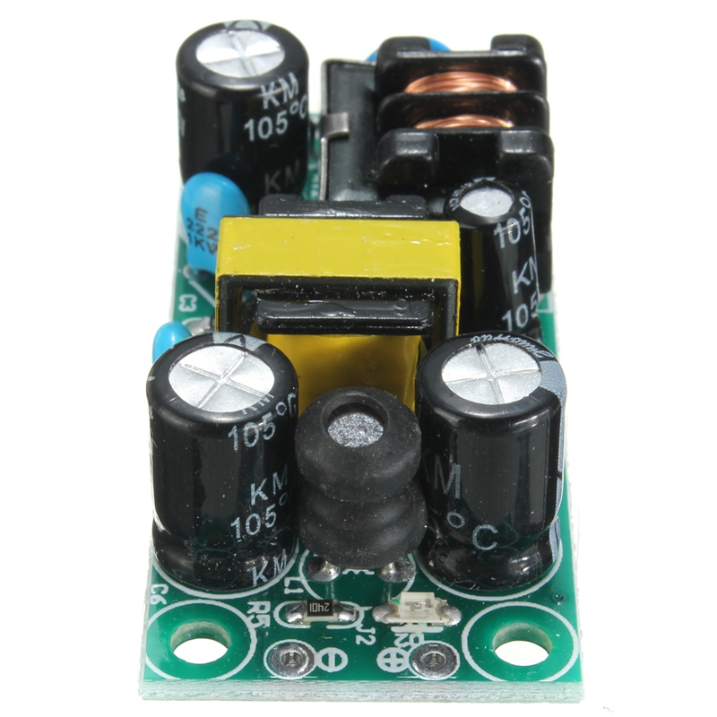 New Arrival 5pcs Original High Grade 5V 1A AC DC Power Supply Buck Converter Step Down Module Board(China (Mainland))