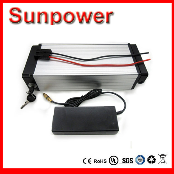 Free Shipping!Electric bicycle rear rack battery 48V 20Amps Lithium battery 48V 20Ah for 48v 1000w MTB mountain bike conversion(China (Mainland))