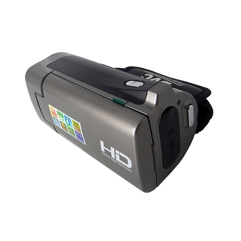 Digital video camcorder HD 720P Digital video camera 3MP CMOS Sensor camera 4x digital zoom digital camcorder free shipping