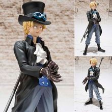 Anime One Piece Figuarts Zero Sabo PVC Action Figure Collection Model Toy 15CM