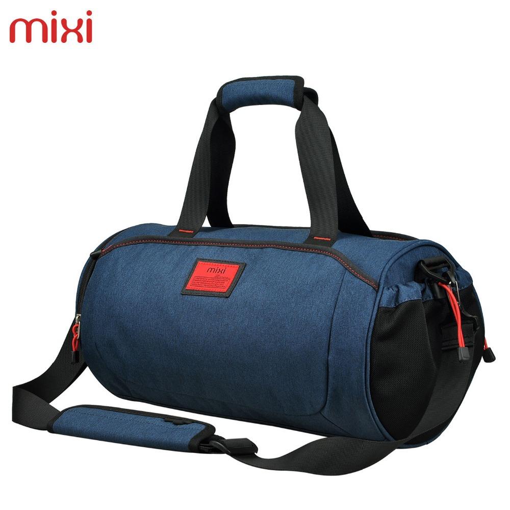 Mixi 2016 New 18L 24L Waterproof Sports Travel Shoulder Bag Super Large Capacity Fashion Handbag Free Shipping(China (Mainland))