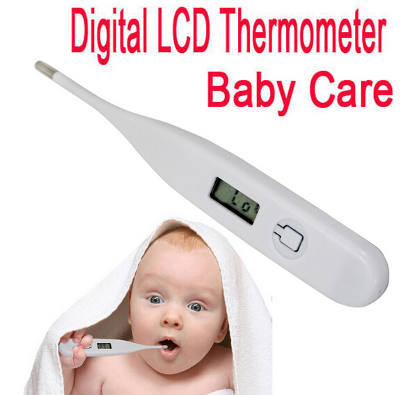 Household Digital LCD Thermometer Degree Fever Child Baby Care Babies Termometer Baby Electronic Termometro Wholesale #YE1061
