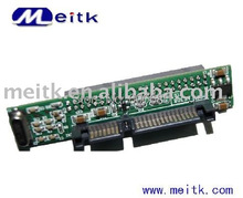 ide to sata adaptor card,44pin,above 300 free shipping,factory direct sale(China (Mainland))