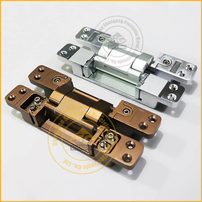 invisible door hinges heavy duty hinges(China (Mainland))