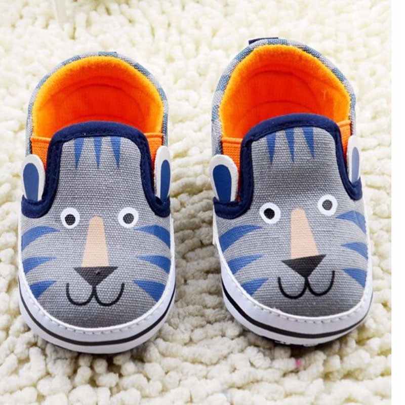 2016 New Baby Boy Girl Shoes Infants Toddlers Casual carton Newborn Soft Bottom First Walkers Boots - Mall-1048360 store