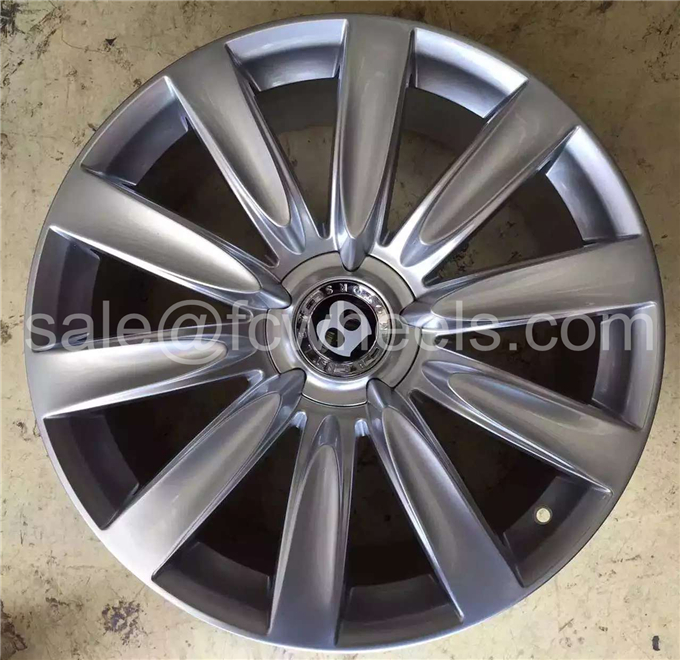 "High quality replica Alloy wheels car accessories aluminium wheels rims 20"" for Bentely(China (Mainland))"