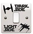 STAR WARS sticker DARTH VADER Light switch Sticker New Design star war