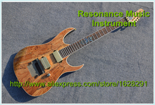 Wholesale and Retail Custom China ESP Guitars With Rotten Wood For Sale(China (Mainland))