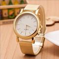 2016 New Golden Luxury Women Watch Hot Sell Fashion Clock Ladies Dress Watches Relogio Feminino Clock