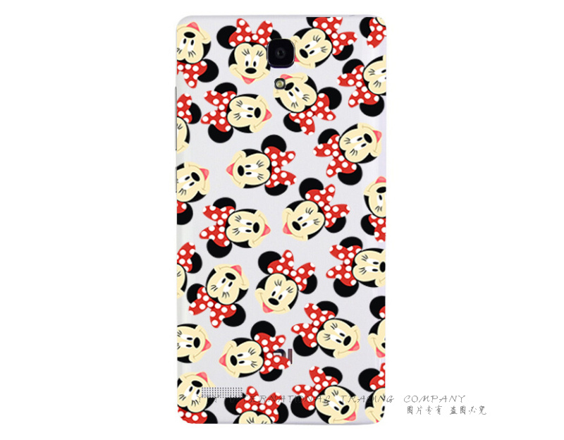 Fashion Soft Silicon Painting Simpson Son Hello Kitty Phone Cases Cartoon Cover For Hongmi Note Red Rice Redmi Note Case Shell E(China (Mainland))