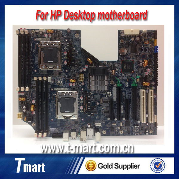 100% working For HP Z600 Desktop Motherboard 460840-003 591184-001 fully tested<br><br>Aliexpress
