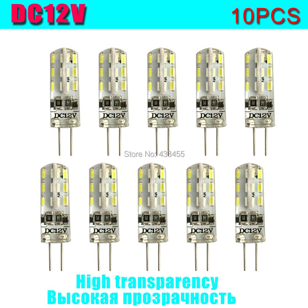 10X G4 LED Lamp Bulb 12V 3W Led Capsule Bulb Replace Halogen Bulb SMD Light Bulb Lamps Replace 30W halogen(China (Mainland))
