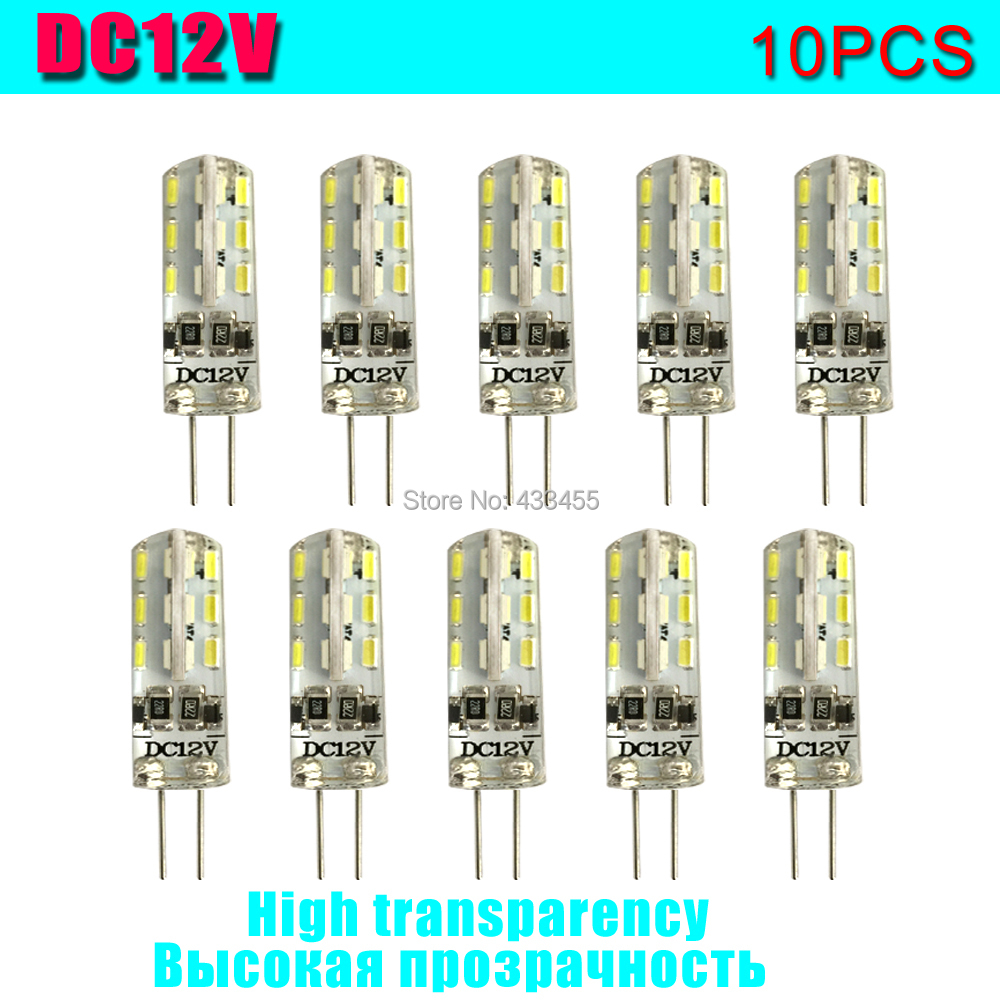10X G4 LED Lamp Bulb 12V 3W Led Capsule Bulb Replace Halogen Bulb SMD Light Bulb Lamps Replace 30W halogen(China (Mainland))