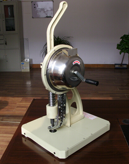 semi automatic eyelet machine
