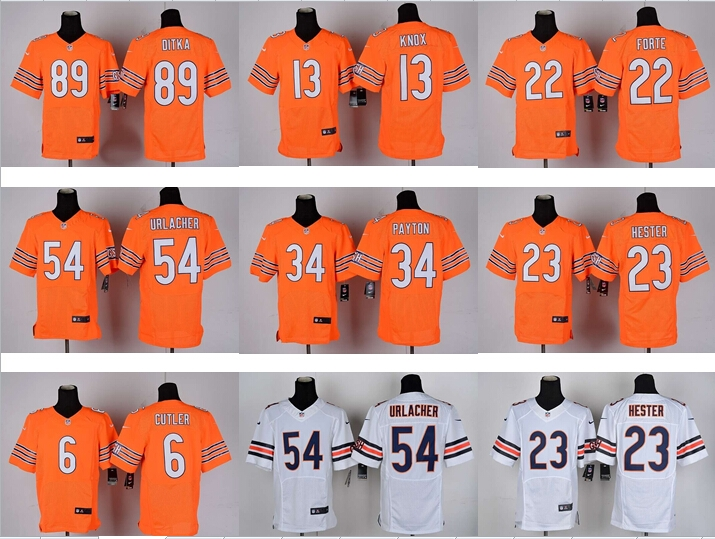 NO-3 New Arrivals Free shipping Best quality Chicago Bears all players 23 style size S-XXXL(China (Mainland))
