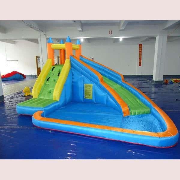 indoor inflatable slide