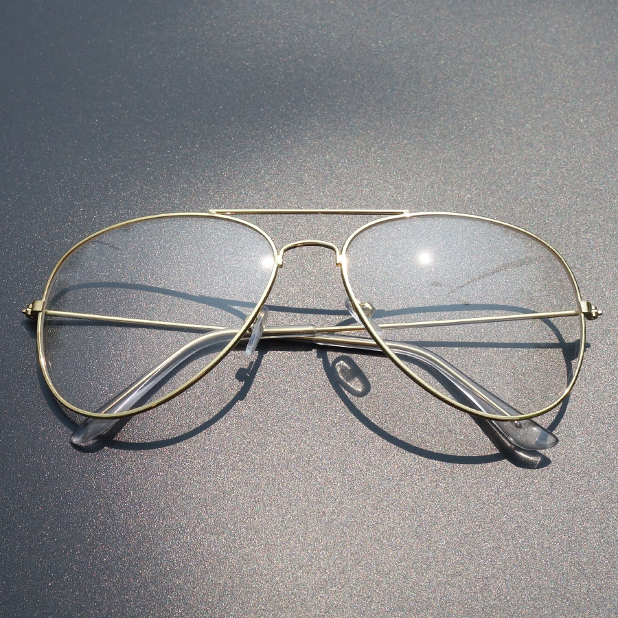 Unisex Luxury Brand Eyewear Accessories Clear Glasses Women Spectacle Transparent Lens Glasses Men Retro Eye Glasses Frames