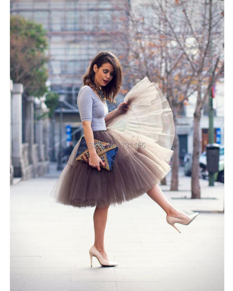 Beautiful Size Boutique Style Women Tutu Skirt  Women Tulle Skirts  Girls Tutu