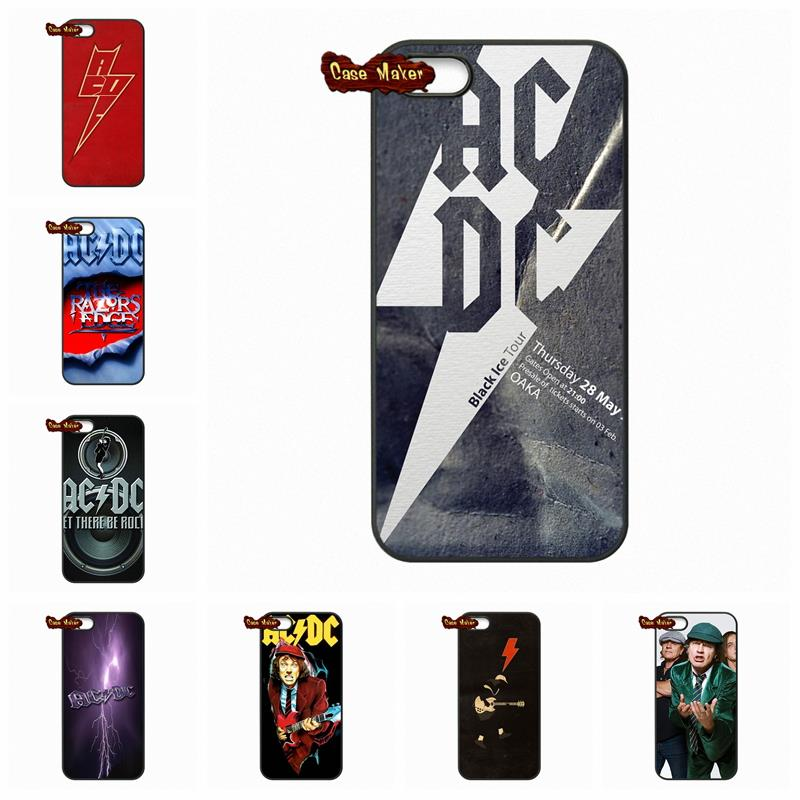 AC/DC Rock Malcolm Angus Young Bon Scott Case Cover For Samsung Galaxy S S2 S3 S4 S5 MINI S6 S7 edge Plus Note 2 3 4 5(China (Mainland))