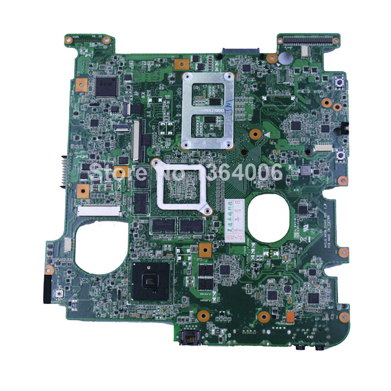 for ASUS N43J N43JF N43JM Laptop Motherboard DDR3 (System board/Mainboard) 100% Working(China (Mainland))