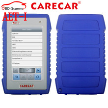 Carecar AET-I Diagnostic Tool with Engine ABS BCM Airbag Function Auto Scanner Fit for Toyota Ford C itroen VW Honda Fiat  Opel(China (Mainland))