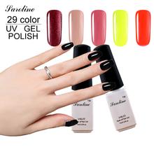 Buy Saroline lucky color Bling Gel Nail Polish Pure UV LED Starry Gel Polish UV LED Glitter Sequins Nail Gel Nail Art Soak for $1.11 in AliExpress store
