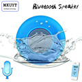 Free Shipping Mini Portable Subwoofer Shower Waterproof Wireless Bluetooth Speaker Car Handsfree Receive Call Music Suction