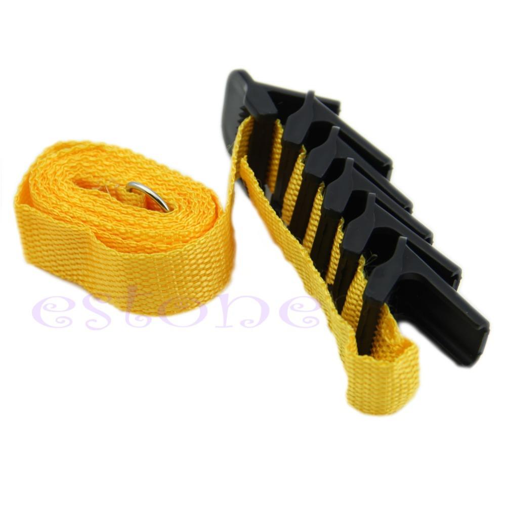 W110- Free Shipping 8 Hooks Adjustable Over Door Straps Hanger Bag Hat Clothes Coat Rack Organizer(China (Mainland))
