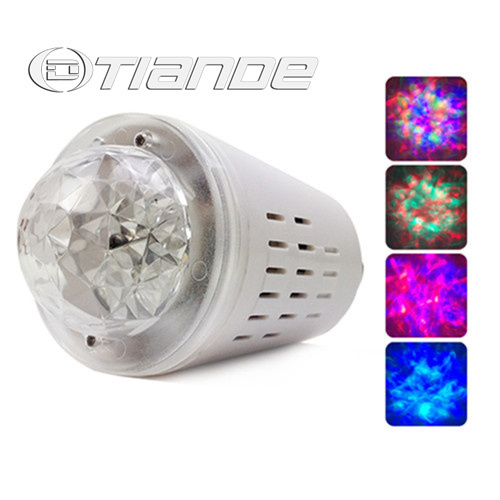 Free shipping LATEST Christmas gift colourful cloudy cheap led stage ligthing/led bulb TD-GS-30 Christmas lighting