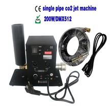Buy 1pc CO2 Jet Machine Stage Effect,Stage Light CO2 Volumn Jet Machine,6m Gas Hose,DMX512 Party KTV Wedding Disco DJ Co2 Gun for $189.00 in AliExpress store