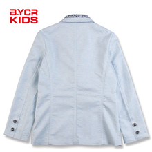 BYCR size 4 12 boys fashion casual blazer formal wedding suit dress party for little big