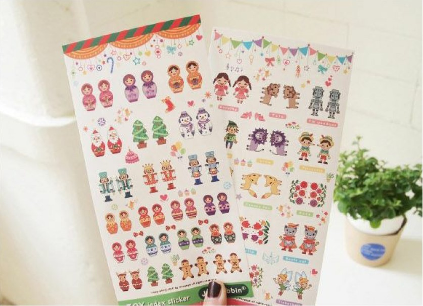 Free Shipping/new cute toy story index paper stickers /2 sheets per set /Multifunction/DIY Sticker/ Korea stationery/Wholesale<br><br>Aliexpress