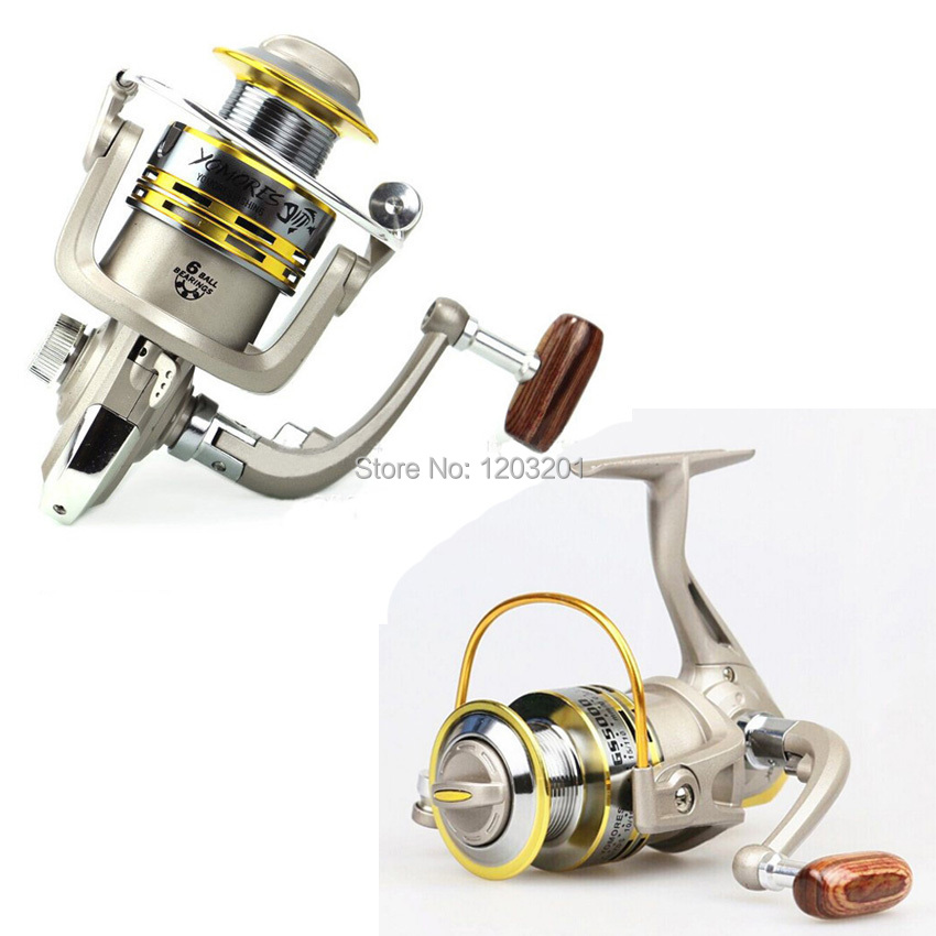 GS5000 Rocker Arm Left /Right Interchangeable Spinning Wheel Sea Metal Cup High Quality Fishing Supplies Equipment Fishing Reel(China (Mainland))