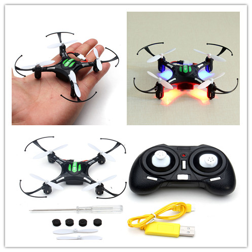 Wholesale Eachine H8 Mini Headless Mode 2.4G 4CH 6 Axis RC Quadcopter Helicopter RTF Remote Control Toy(China (Mainland))