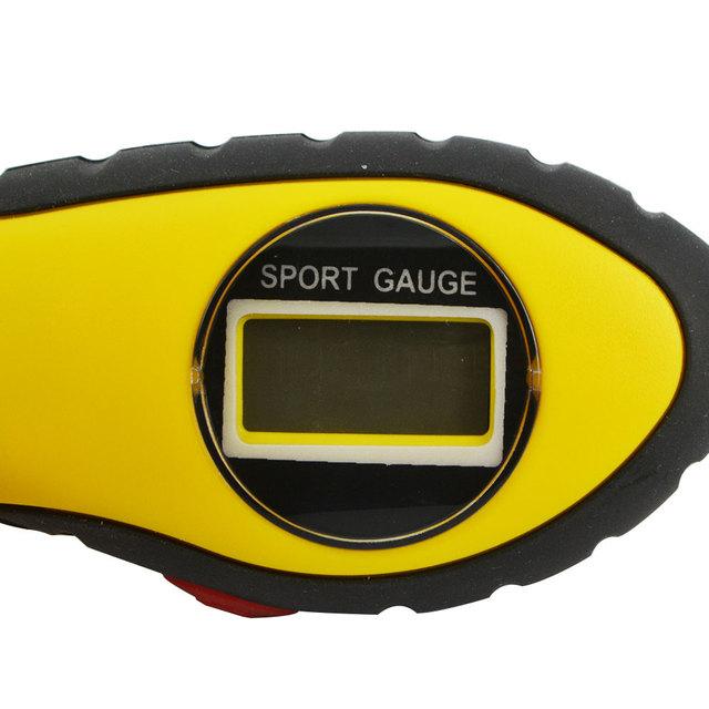 NEW Digital LCD Car Tire Tyre Air Pressure Gauge Meter Manometer Barometers Tester Tool For Auto Car Motorcycle