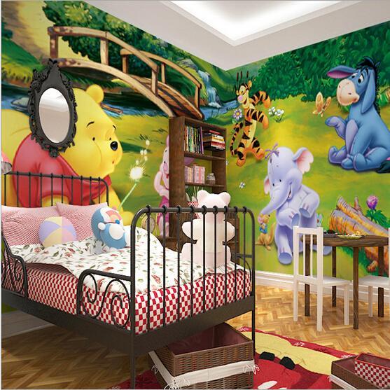 Acheter 1 sq m 3d non tiss bande dessin e for Carta da parati bambini ikea