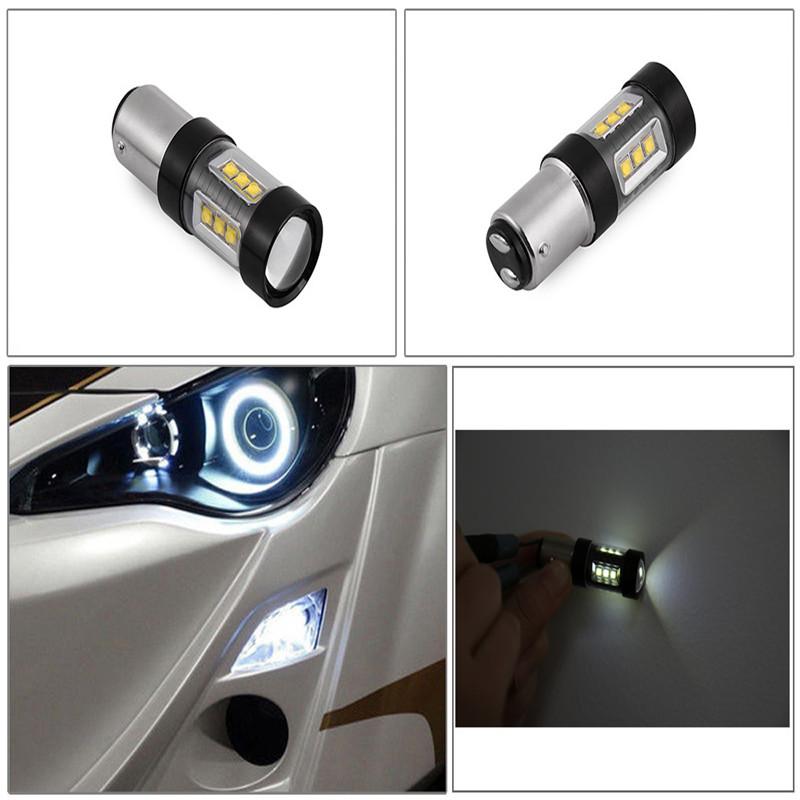 1157 Cree High Power LED Car Fog Light Driving White Bulbs Lamp to Lighten the Car Eyes Shine Way with Lower Thermal Resistance(China (Mainland))