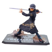 Figuarts Zero Japanese Anime One Piece New World After 2 Years Battle Version Law Death Surgeon Action Figure Onepiece Figures