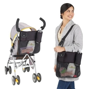 Polyester Stroller Organizer Newborn Nappy Bags Baby Stroller Bag Accessories Baby Carriage Buggy Pram Cart Bottle Diaper Bags(China (Mainland))