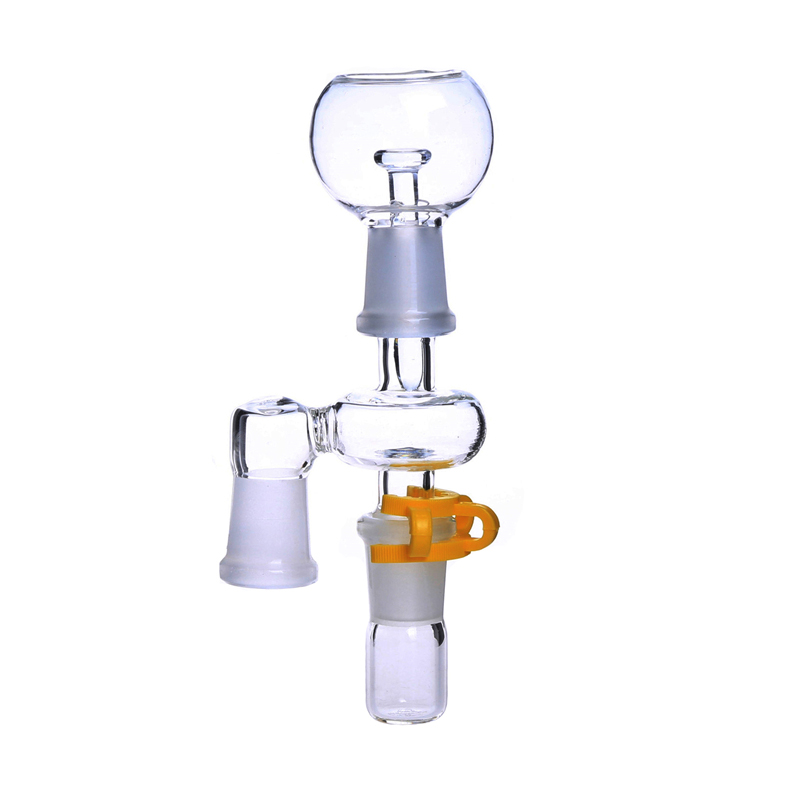 Smoking Dogo New Arrival 14mm Female Joint Glass Reclaim Ash Catcher Adapter Joint(China (Mainland))
