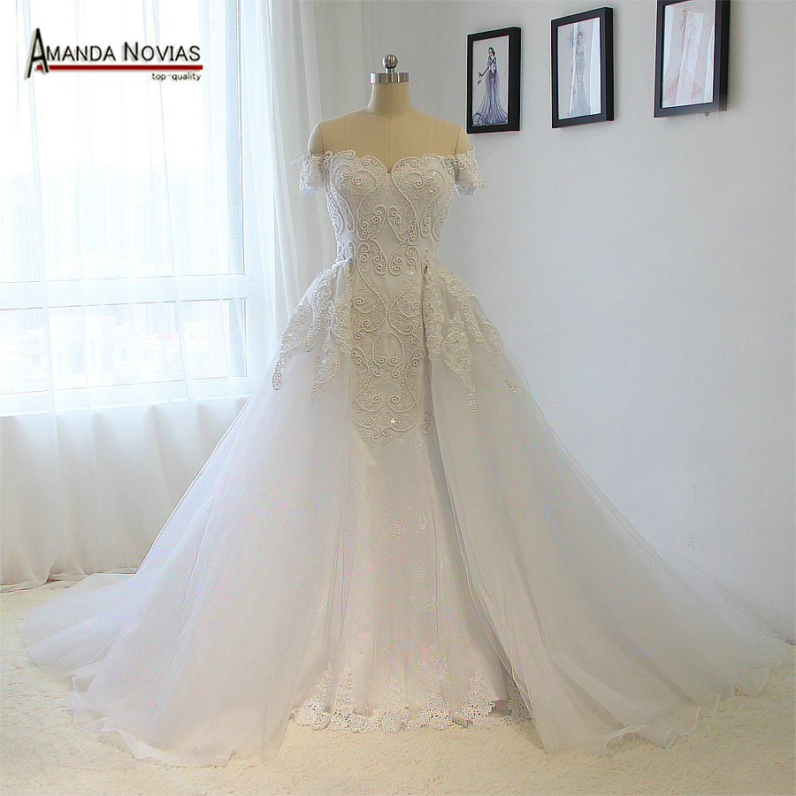Buy Luxury Wedding Dresses : Aliexpress buy amazing hot sale luxury wedding dresses new