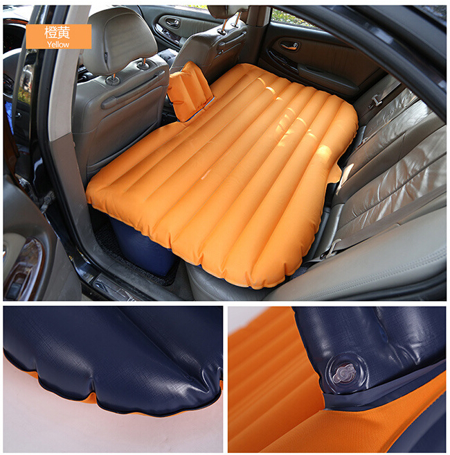 Inflating Car Bed Car Travel Inflatable