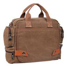 2016 New army style canvas men's messenger bags vintage crossbody bag men outdoor travel shoulder bag fashion postman briefcase(China (Mainland))