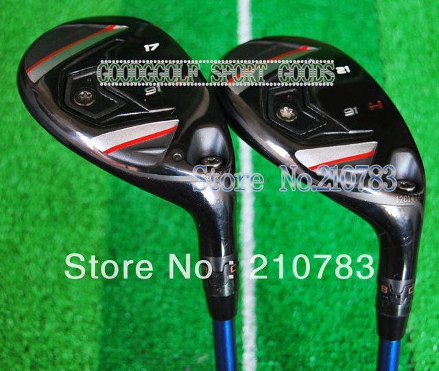 """2013 New golf clubs 913Fgolf Hybrids wood or""""17.19.21.24.loft(2Pc)Tour AD BB-6KETFUELGraphite/R/S and Headcover Free shipping,"""